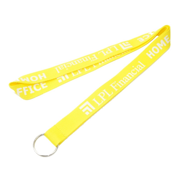 "3/4"" (20mm) Price Buster Polyester Lanyard"
