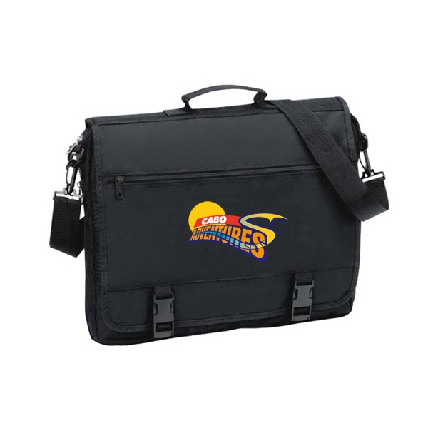 Expandable Business Briefcase
