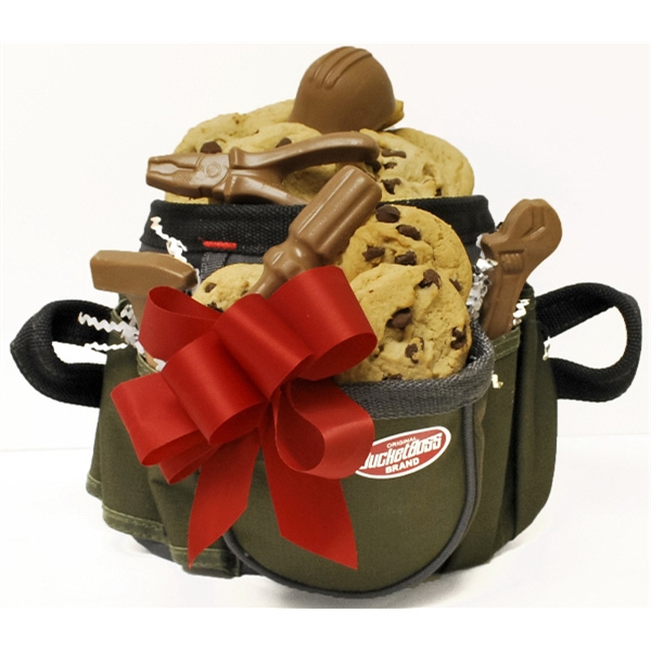 Gourmet Treat Packed Tool Pouch