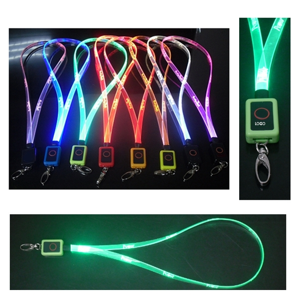 Light Up LED Lanyard