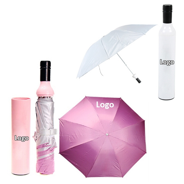 Bottle Shaped Umbrella