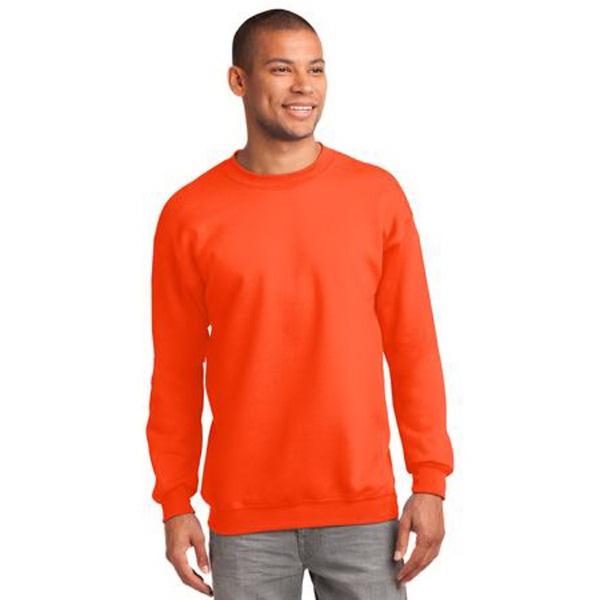 Port & Company - Essential Fleece Crewneck Sweatshirt.