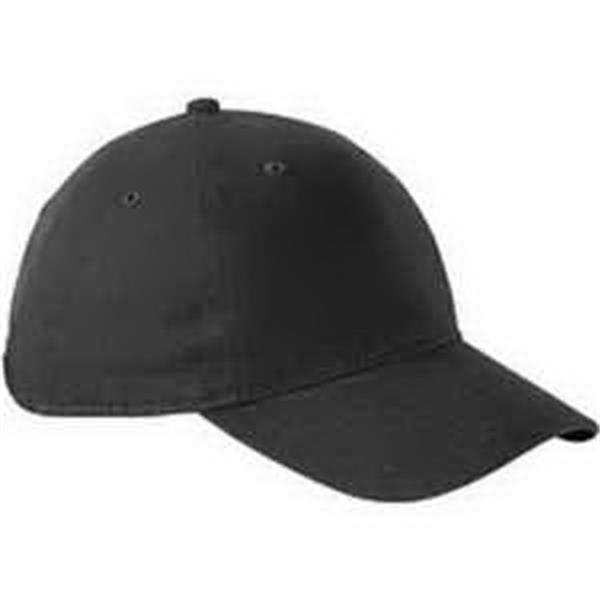 adidas (R) Golf Performance Front-Hit Relaxed Cap - Front-hit relaxed golf cap. Self-fabric sweatband. Dark underbill to reduce glare. Relaxed construction. Blank.
