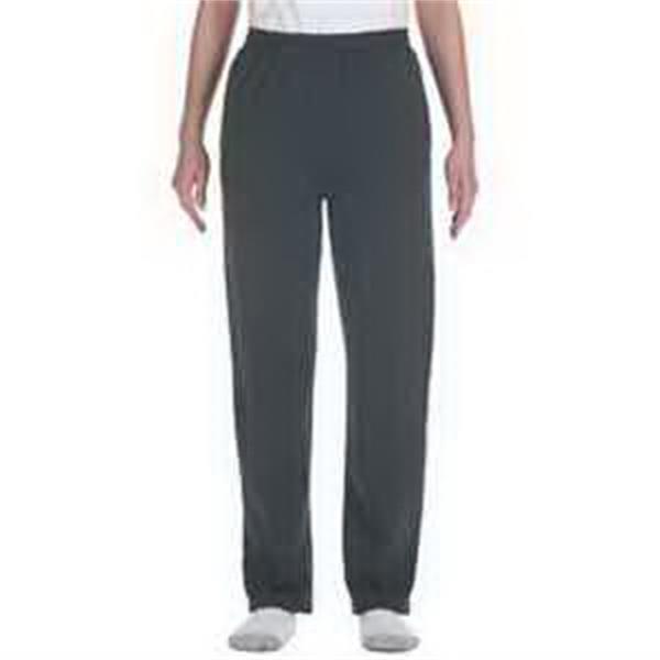 Jerzees (R) Youth 8 oz 50/50 NuBlend (R) Sweatpants - Youth 8 oz open-bottom sweatpants. Blank.