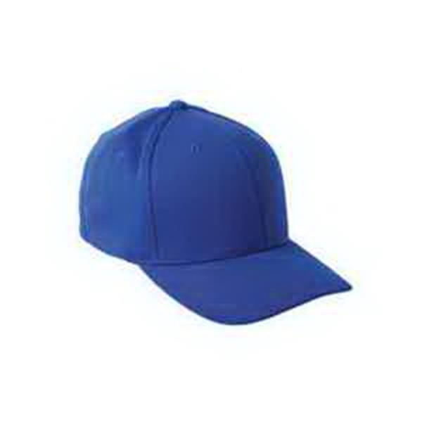 "Flexfit (R) Cool and Dry Sport Cap - Cool and dry sport cap. 6-panel. Structured. Mid-profile. Moisture-wicking. 3 1/4"" crown. Blank."