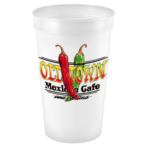 Cups-On-The-Go - Cups-On-The-Go -20 oz. Stadium Cup