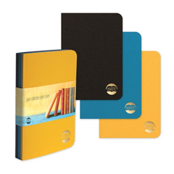 Bright Notes - Tri-Pac Note Pads w/ Graphic Wrap