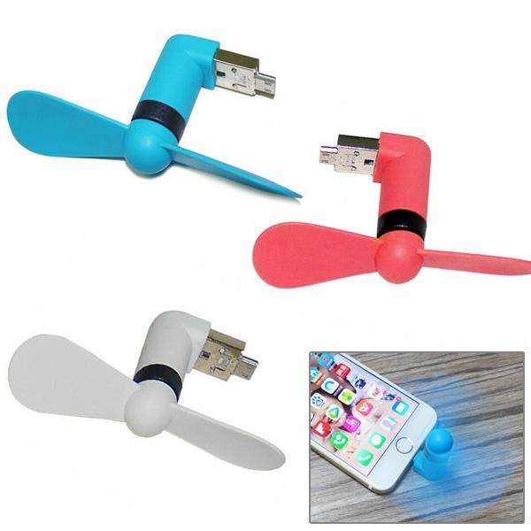 Micro USB Mini Fan