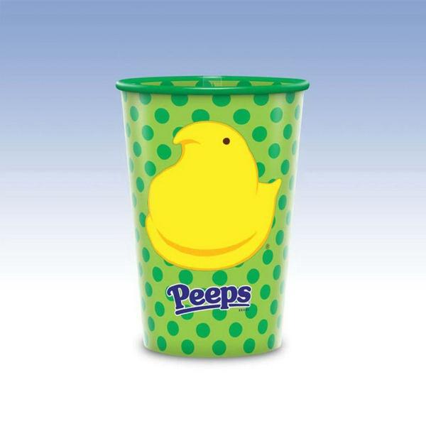 20oz-Reusable Clear Plastic Cups