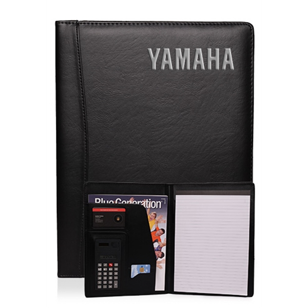 9.5 x 12.5 in. Portfolio w Ruled Paper & Calculator