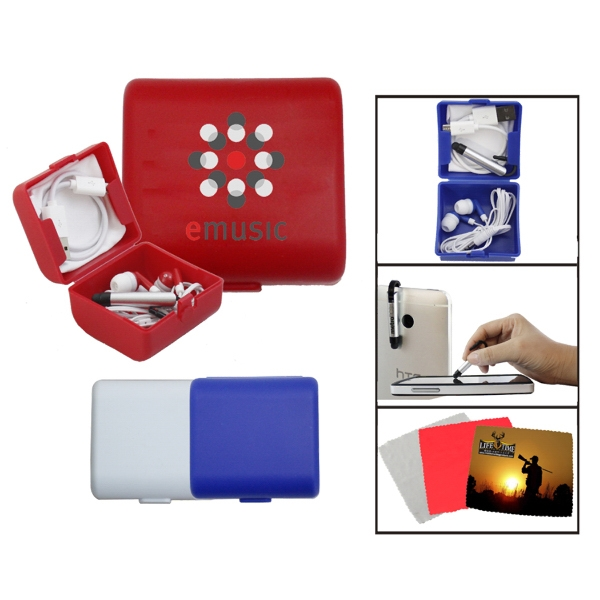 Mobile Device Travel Kit