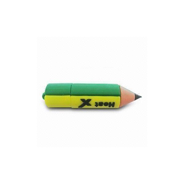 Pencil shaped USB