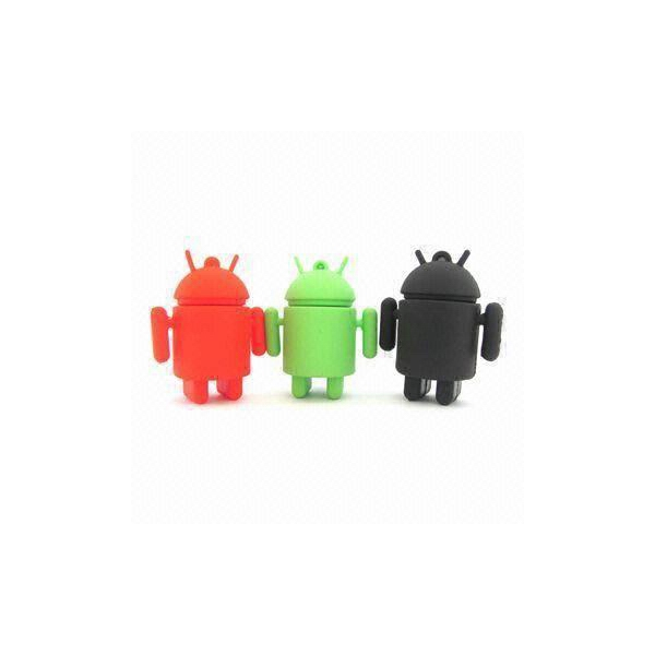 Android shaped USB
