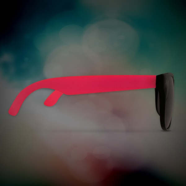 Custom Neon Billboard Sunglasses