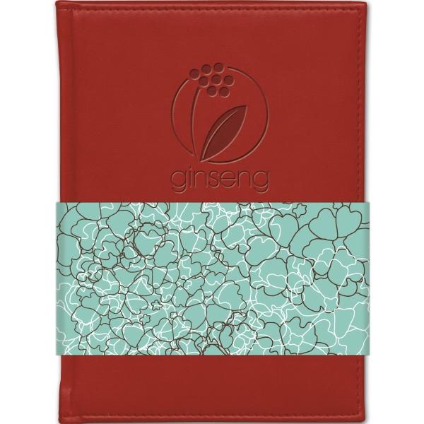 Pedova Journal w/ Graphic Wrap - Small