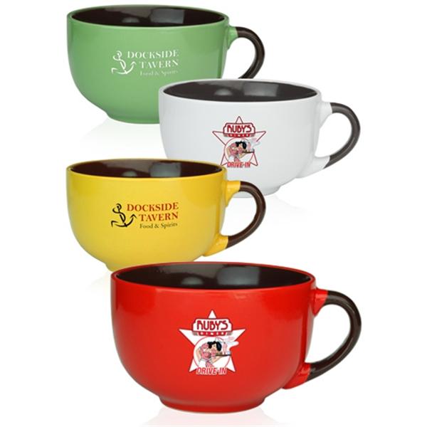 16 oz Valley Cappuccino Soup Mugs