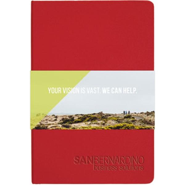 Ambassador Journal w/ Graphic Wrap