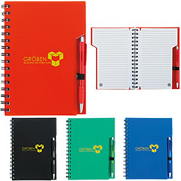 Notebook with Element Pen