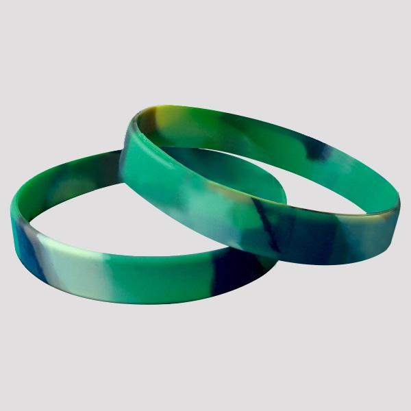 Custom Swirl Blank Bracelets