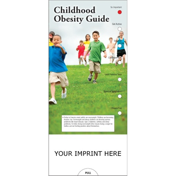 Childhood Obesity Guide Slide Chart
