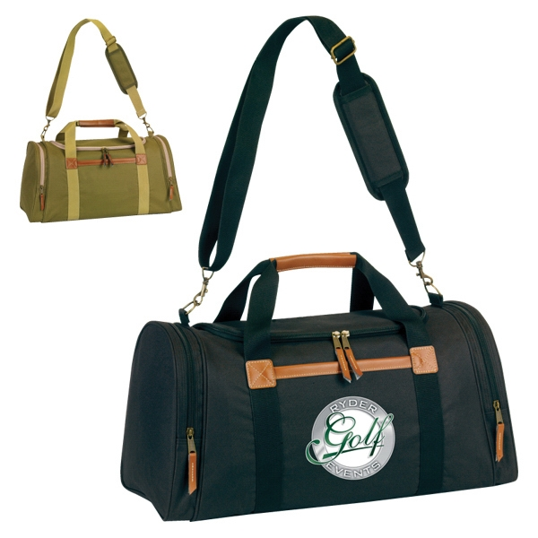 New Style Deluxe Executive Duffle