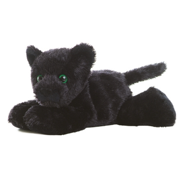 "8"" Onyx the Stuffed Panther"