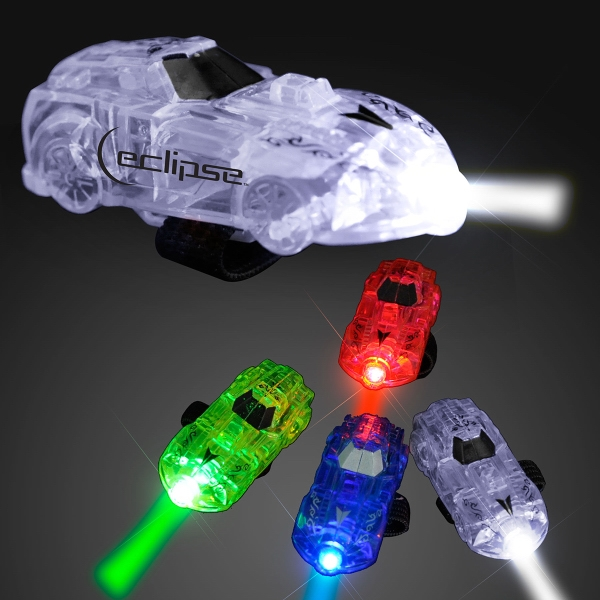 Race Car Fingertip Lights