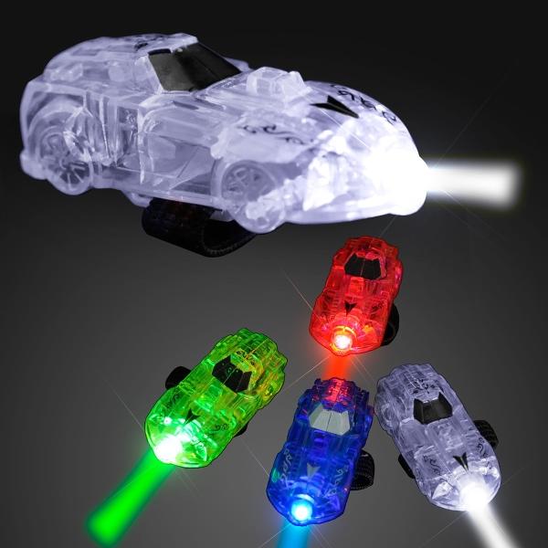 Race Car Fingertip Lights