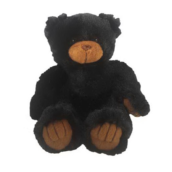 "9"" Black Peter Bear"