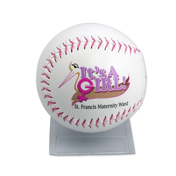 Softball - Baby Pink Thread
