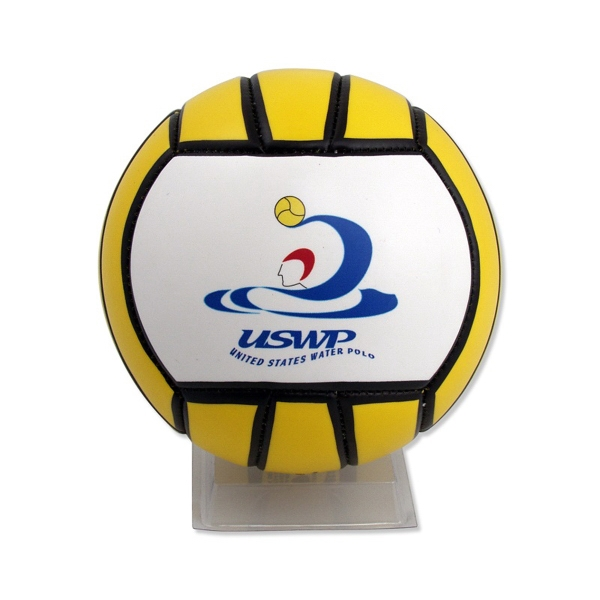 Water Polo - Mini Size Signature - Ships Inflated
