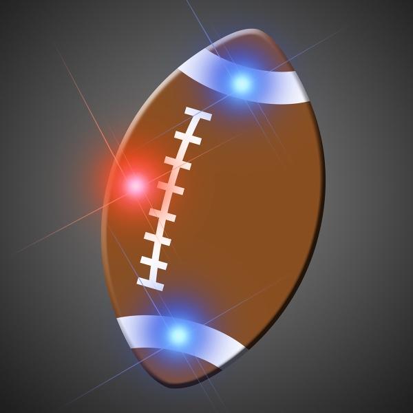 Football Pin LED Blinkies
