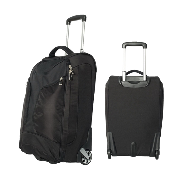 Rollaboard Duffle with In-line Skate Wheels