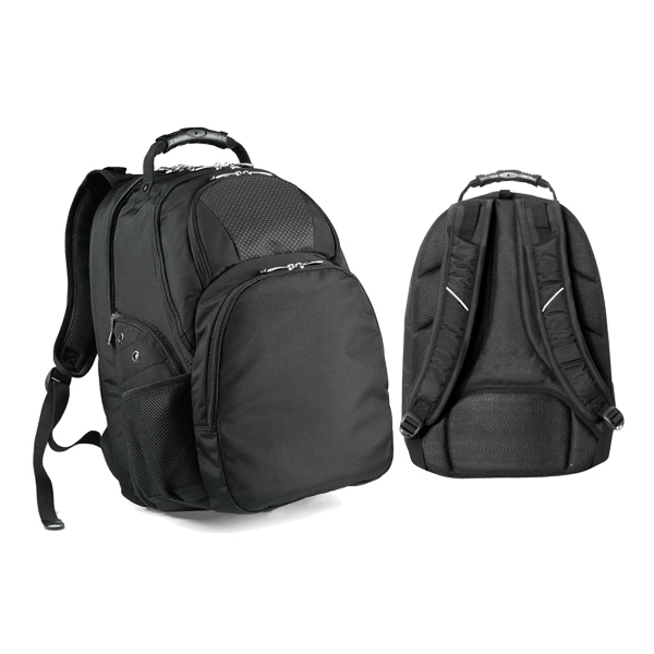 Commuter Backpack with Rear Padded Laptop holder