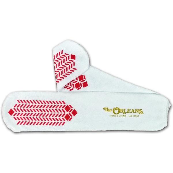 Red Slip Resistant Hospital Socks
