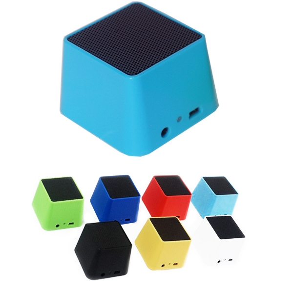Mini Cube Wireless Speaker