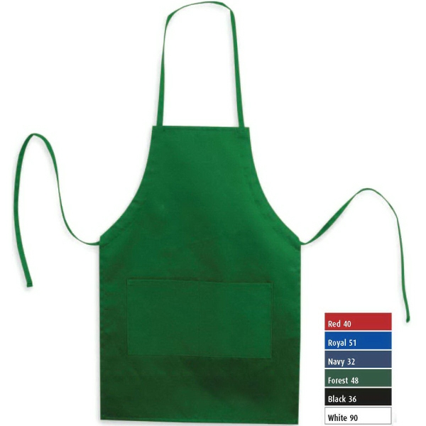 Liberty Bags Caroline Cotton Twill Butcher Apron
