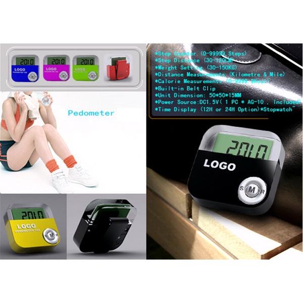 Mini Multi-function Pedometers