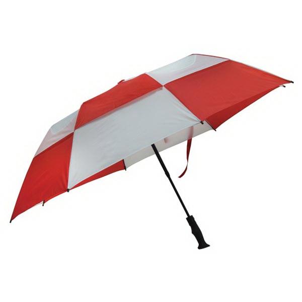 2658F All Fiberglass Folding Golf Umbrella
