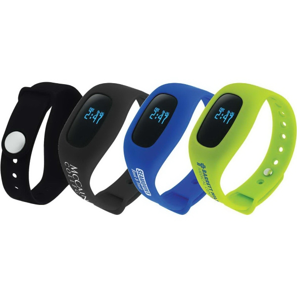 Smart Wear Bluetooth Tracker Pedometer