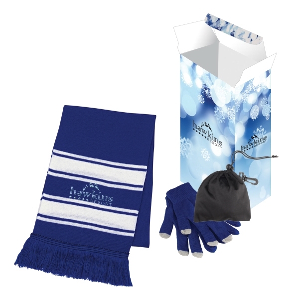 Winter Combo Set with Custom Box