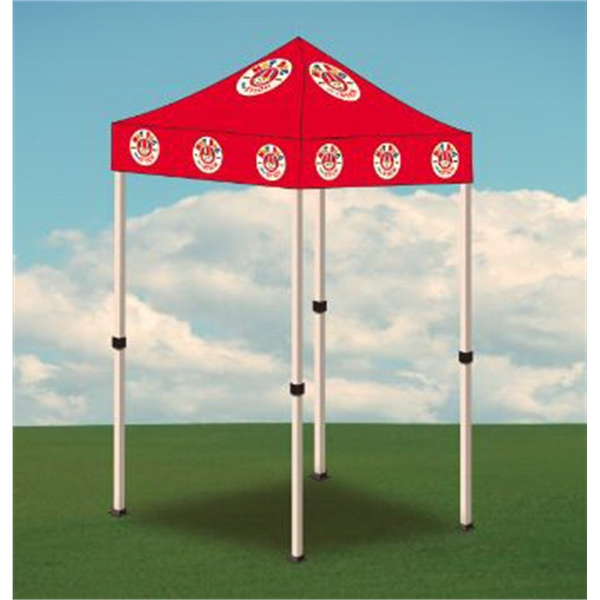 5ftx5ft Personalized Canopy Printing-Full Digital - 5ftx5ft Personalized Canopy Printing-Full Digital