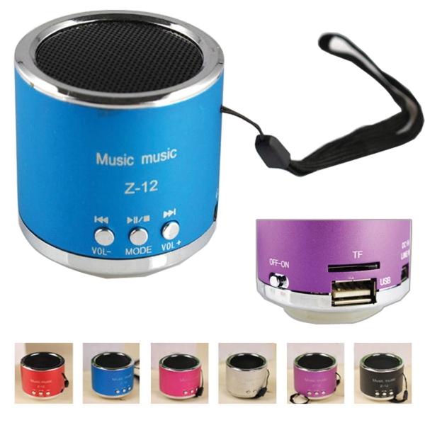 Round Mini Speaker