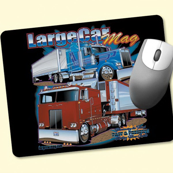 "Origin'L Fabric®7""x9""x1/4"" Antimicrobial Mouse Pad"