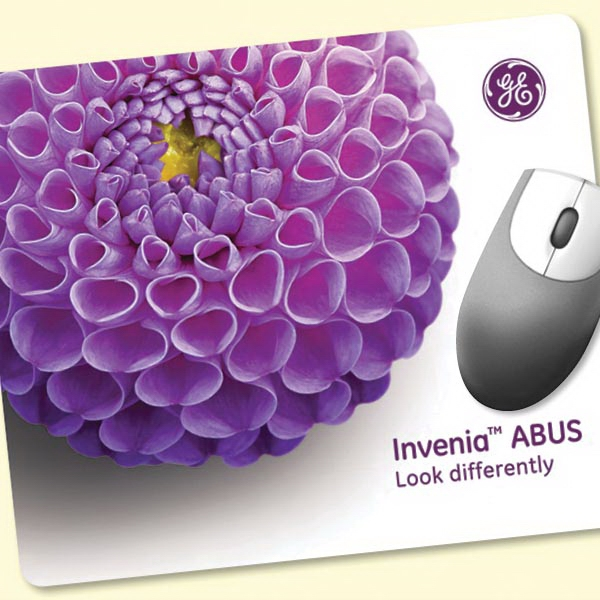 "Origin'L Fabric®8""x9.5""x1/8"" Antimicrobial Mouse Pad"