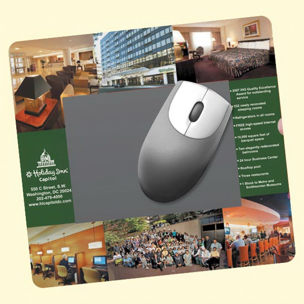 "Frame-It Flex® 7.5""x8""x1/16"" Window/Photo Mouse Pad"