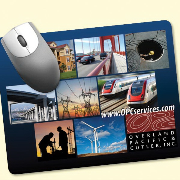 """Barely There™7""""x9""""x.020"""" Ultra Thin Mouse Pad"""