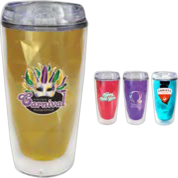 16 oz. Gleam Tumbler