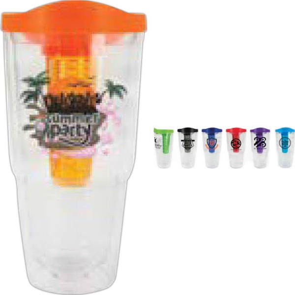 Orbit Infuser Tumbler