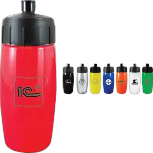 18oz. Quench Water Bottle